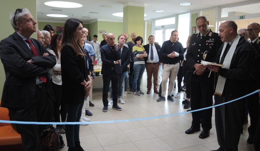 Fondazione Milc all'inaugurazione della Comunità Il Soffio