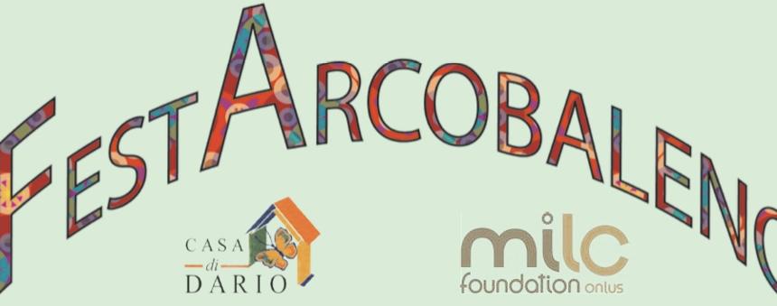 """Fondazione Milc alla """"Festa Arcobaleno"""""""